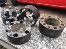 Wheel spacer for Chevy- Toyota trucks in Ramstein, Germany