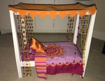 American Girl Canopy Bed in Kingwood, Texas