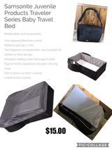Baby travel bed in Orland Park, Illinois