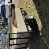4x8 Trailer with  Ramp in Cherry Point, North Carolina