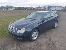 MERCEDES BENZ C180 AUTOMATIC NEW INSPECTION 2002 only 76.000 miles in Ramstein, Germany