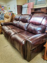 Leather Couch in Alamogordo, New Mexico
