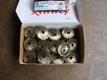 """26 COILS OF 1-1/4"""" X .120 SMOOTH SHANK ROOFING NAILS in Oswego, Illinois"""