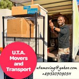 LOCAL MOVERS AND TRANSPORT PICK UP AND DELIVERY FURNITURE ASSEMBLE AND INSTALLATION in Wiesbaden, GE