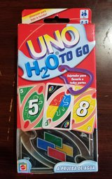 Mattel Game UNO H2O To Go in Ramstein, Germany