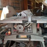 Craftsman 10-inch table saw in Cherry Point, North Carolina