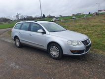 VW PASSAT 2.0 TDI DIESEL AUTOMATIC NEW INSPECTION 2007 only 107.000 miles in Ramstein, Germany
