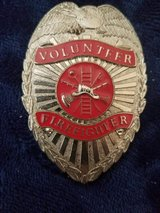 fire badge and holder $500.00 in CyFair, Texas