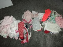 job lot of baby girl clothes 0 to 3 months in Lakenheath, UK