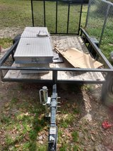 5x8 utility trailer in Beaufort, South Carolina