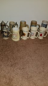 Lot of Beer Mugs & Steins in Yorkville, Illinois