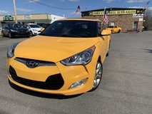 2016 HYUNDIA VELOSTER COUPE 3D 4CYL 1.6L in Fort Campbell, Kentucky