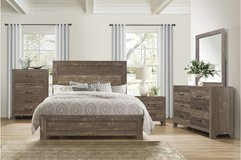 BRAND NEW! URBAN QUEEN BED SET in Camp Pendleton, California