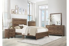 "BRAND NEW! URABN ""DRIFTWOOD "" QUEEN BED SET in Vista, California"