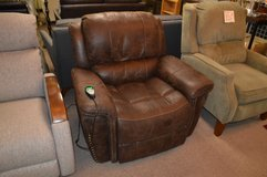 Like New Power Recliner with heat & Massage in Fort Lewis, Washington