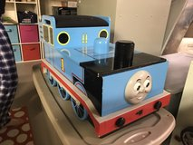 Thomas the Tank Engine toybox in St. Charles, Illinois