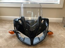 Yamaha FZ1 cowling with windshield and turn signals in Joliet, Illinois