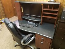 Desk and Chair in Orland Park, Illinois