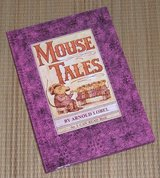 Vintage 1972 1st Edition Mouse Tales Level 2 I Can Read Hard Cover Book in Oswego, Illinois