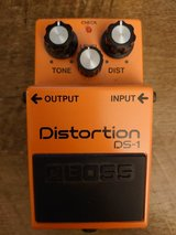 Boss Distortion DS-1 Guitar Effects Pedal in Travis AFB, California