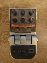 Line 6 Uber Metal Guitar Effects Pedal in Travis AFB, California