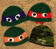 Teenage Mutant Ninja Turtle Youth Hats TMNT in Fort Campbell, Kentucky