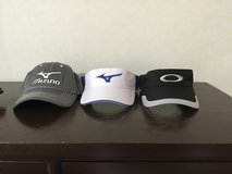 Golf Hats Great Condition $3 Each in Okinawa, Japan