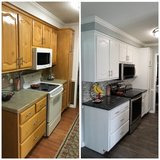 Professionally Finished Cabinet Painting and more! in Clarksville, Tennessee