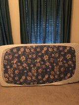 Twin mattresses - gently used in Yorkville, Illinois