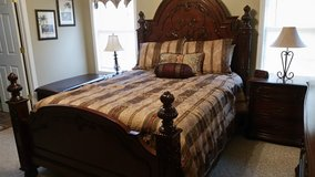 Bedroom Set in Fort Campbell, Kentucky