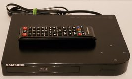 Samsung BD FM-51 Blu Ray DVD Player in Cleveland, Texas