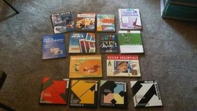 LOTS of Graphic Design Books in Tinley Park, Illinois