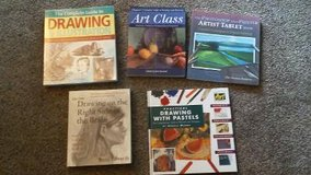 Lot of Drawing Books in Tinley Park, Illinois