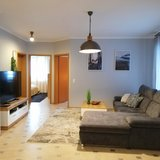 2BR TLA Apt with AC, 5min from RAB, balcony with grill, pet friendly [Ref: L6] in Ramstein, Germany