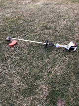 STIHL FS55R Straight shaft weed eater in GREAT shape ready to work starts right up and is not be... in Chicago, Illinois