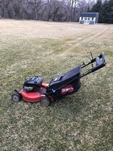 Toro SR4 HEAVY DUTY MODEL persoanl pace lawn mower in GREAT shape ready to work in Oswego, Illinois