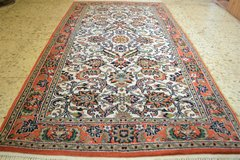 Persian hand-knotted carpet oriental Rug 166 x 90 cm in Wiesbaden, GE