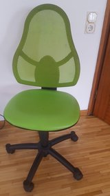 Leather Kid Chair - adjustable in Ramstein, Germany