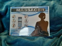 NIB/SEALED Tens Unit Muscle Massager in Fairfield, California