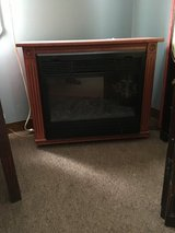 Amish Mantle Electric Fireplace in Macon, Georgia