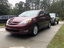 2008 TOYOTA SIENNA XLE VAN in Camp Lejeune, North Carolina