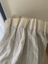 Free draperies and curtain rods in Naperville, Illinois