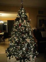 """7.5"""" Noble Fir Christmas Tree (No lights or ornaments included) in Naperville, Illinois"""