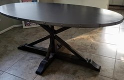 Oval Dining table in The Woodlands, Texas