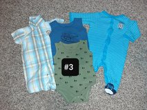 #3: 6 months Baby Boy Clothes Bundle in Travis AFB, California