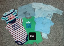 #4: 6 months Baby Boy Clothes Bundle in Travis AFB, California