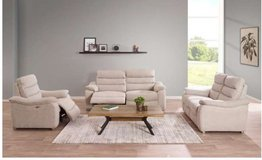 United Furniture - Recliner Set Idro including delivery in Ramstein, Germany