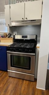 "Stainless Steel ""GAS"" Oven For Sale in DeRidder, Louisiana"