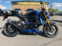2018 SUZUKI GSX-S750AL8 UNLEADED GAS in Fort Campbell, Kentucky