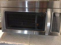 Whirlpool Over Range Microwave Stainless Steel in Bolingbrook, Illinois